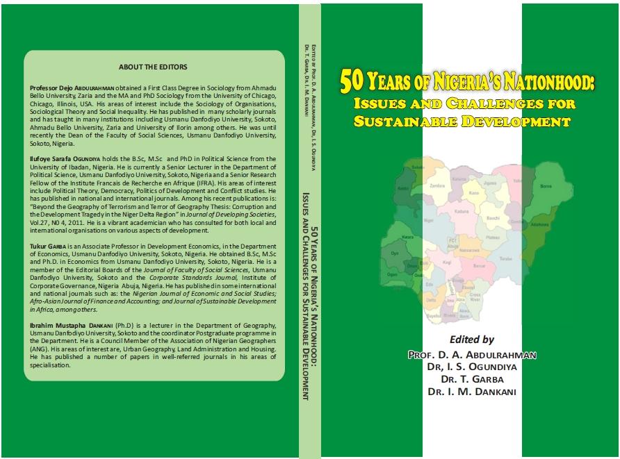 50 Years of Nigeria's Nationhood
